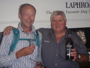 30 år gammal maltwhisky smakar helt utmärkt!