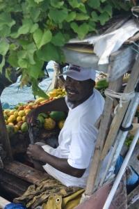 Mannen på fruktbåten