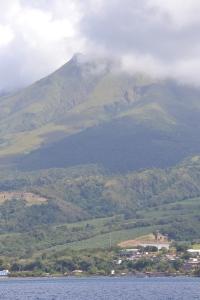 Vulkanen vid St. Pierre