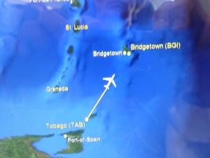 Och tillbaka till Barbados...