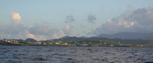 Grenada tidig morgon