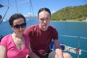 Martin och Georgina