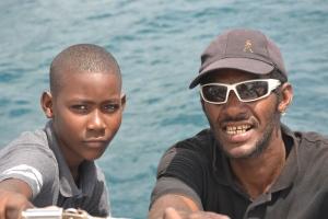 Två andra boatboys