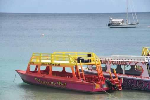 6  Tobago glad båt (1)