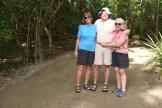 Eva, Fritz och Mary Lou